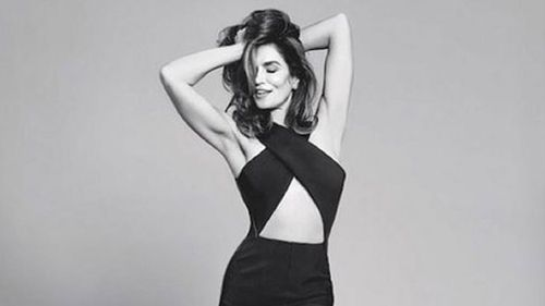 Cindy Crawford to retire from modelling on her 50th birthday