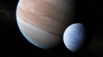Astronomers have discovered what could be an exomoon, a moon outside our solar system for the first time.