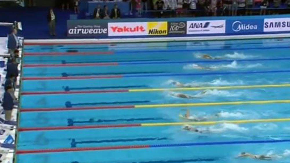 McKeon extends Aussie swim silver streak