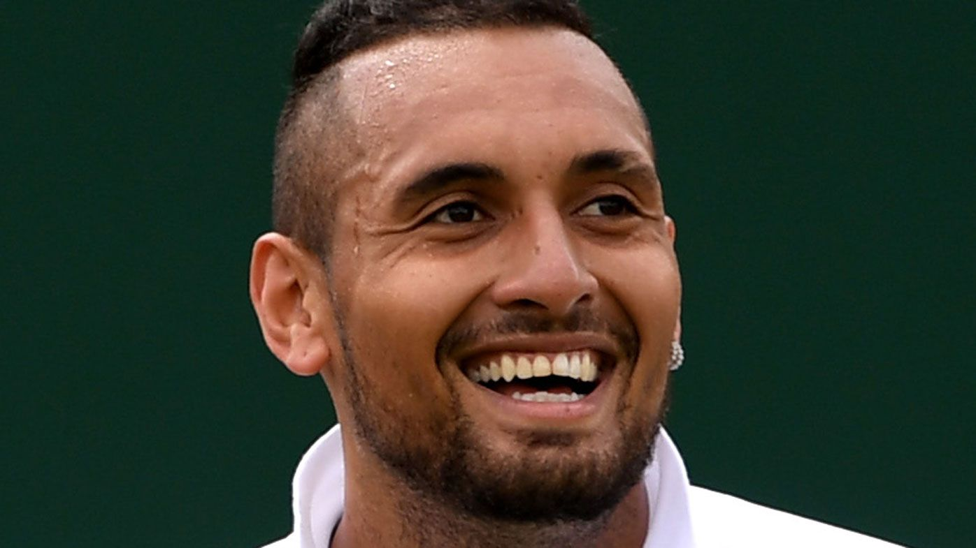 Nick Kyrgios spotted in pub, late on night before Rafael Nadal Wimbledon clash