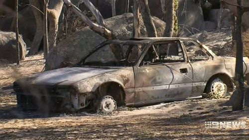 Queensland fires