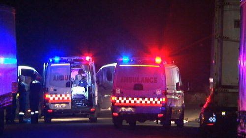 Teenage boy dies after moped crash in Sydney's west