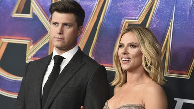 Scarlett Johansson announces engagement to SNL's Colin Jost