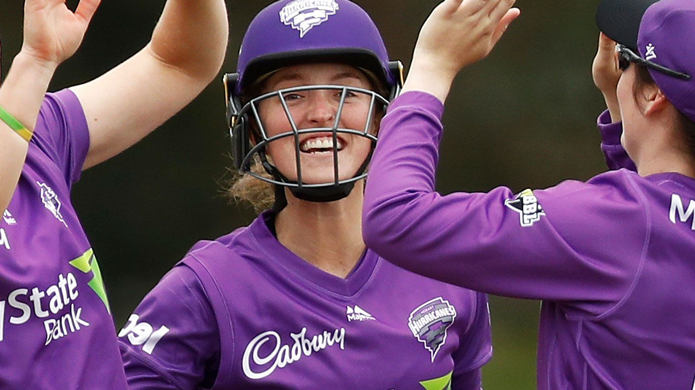 Emily Smith ban for WBBL social media mishap too hefty says ACA chief Alistair Nicholson