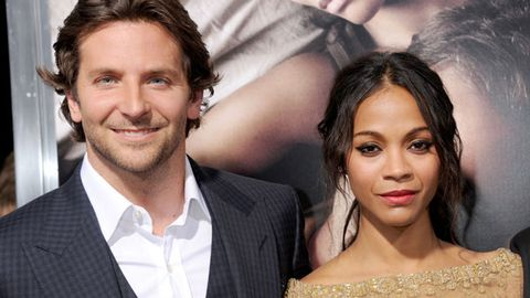 Bradley Cooper and Zoe Saldana call it quits - again