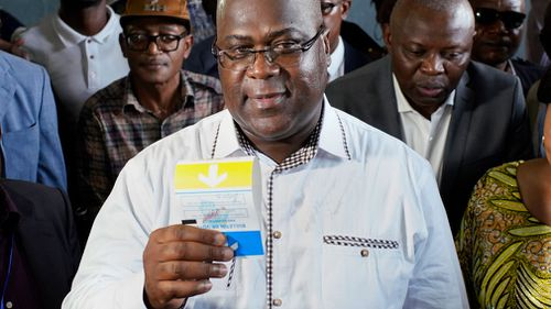 Congo's powerful Catholic Church has challenged the surprise win of opposition leader Felix Tshisekedi in the presidential election.