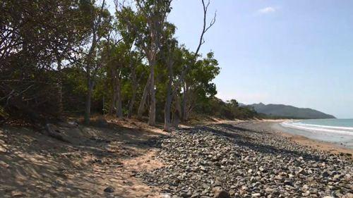 Wangetti Beach, north of Cairns.