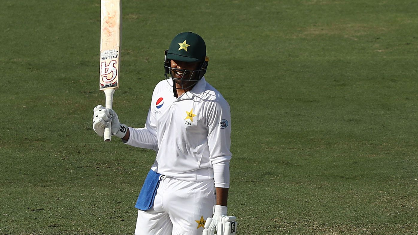 Pakistan batsman Haris Sohail reveals Aussie sledging alive and well
