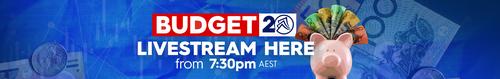 Budget livestream