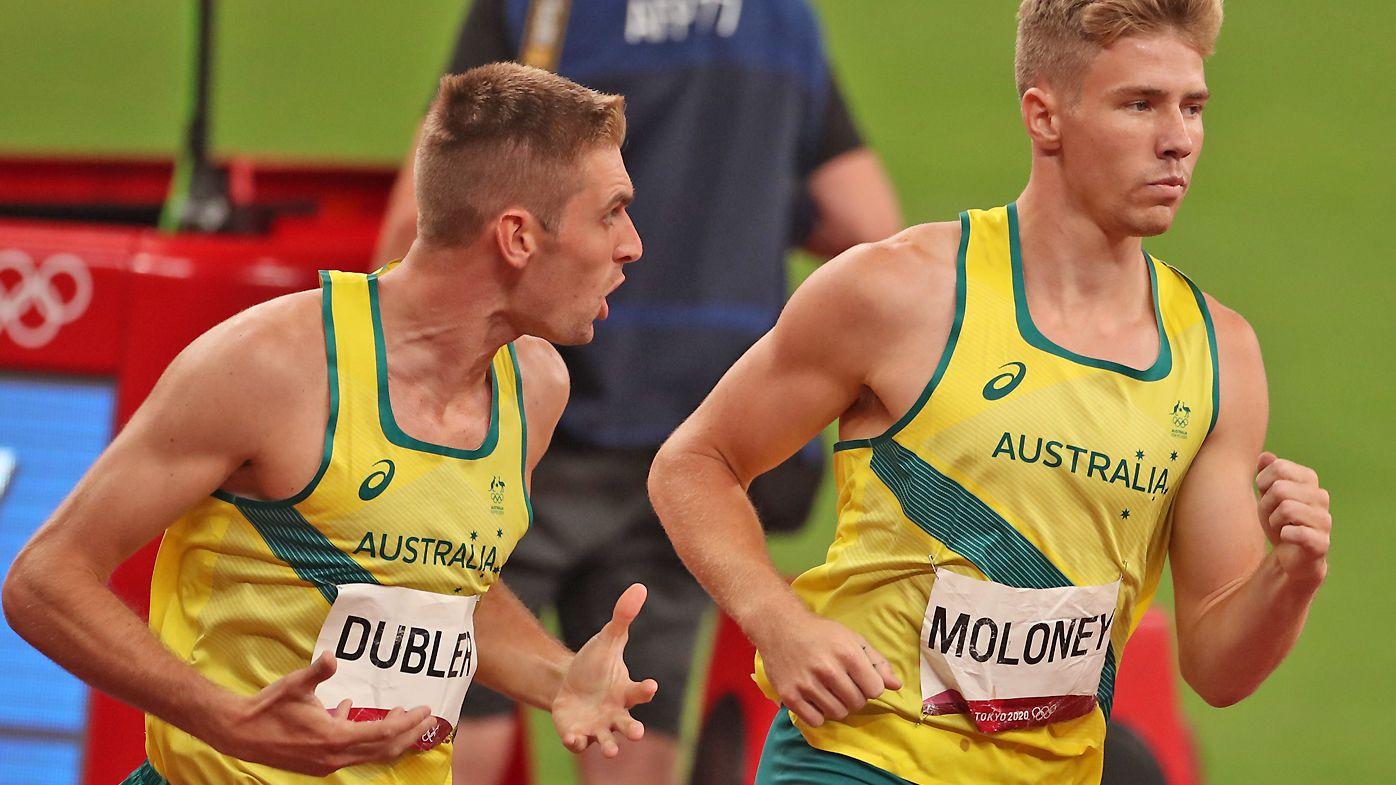 'He was screaming': Hero's selfless act to push Aussie mate to bronze