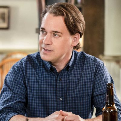 T.R. Knight as George O'Malley: Now