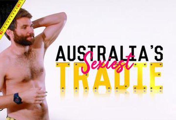 Australia's Sexiest Tradie