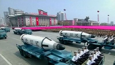 North Korea may have accidentally broadcast alarming nuclear bomb detail