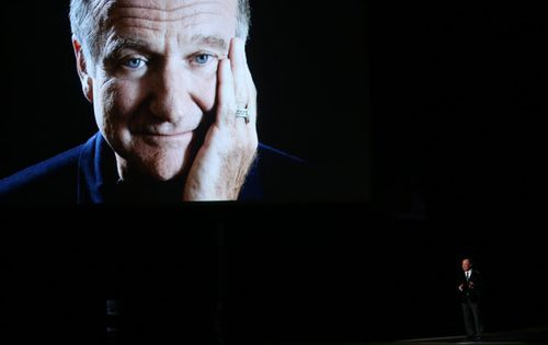 Hundreds farewell Robin Williams in San Francisco ceremony organised by daughter Zelda