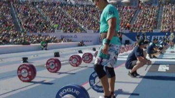 World's best Crossfit athletes competing Down Under