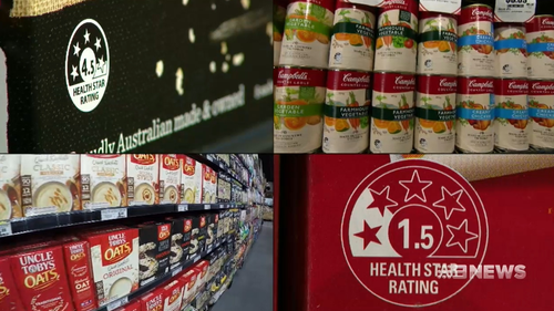 Australia's food star ratings have been labelled confusing and there's also concerns that too many products with high sugar levels are being given positive ratings.