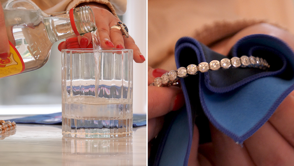 Royal hacks: Cleaning the Queen's jewels with gin and vodka