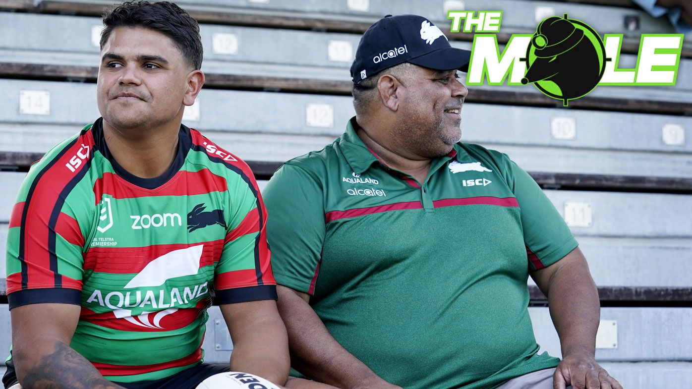 The Mole: Latrell Mitchell's 'hellfire training' to become Rabbitohs fullback
