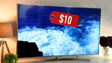 TVs for $10: 99% discounts for tonight's sale that stops a nation