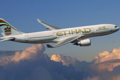 <strong>5. Etihad Airways</strong>