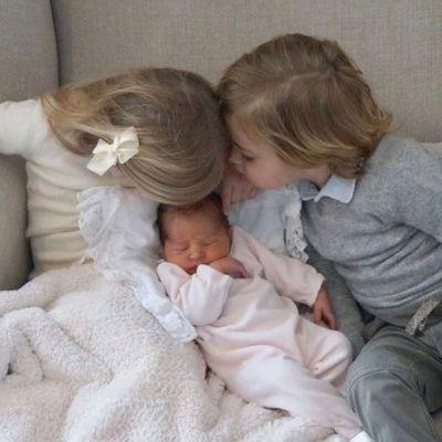 Swedish royal family children: Meet Princess Adrienne