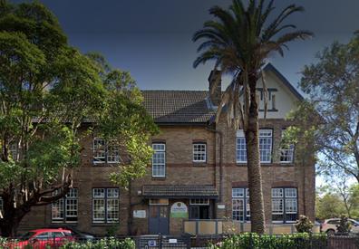 Cammeray Public School front exterior