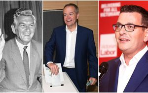 Andrews' win in Victoria could pave way for Hawke-like victory for Shorten