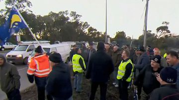 WA Alcoa workers strike following job security concerns