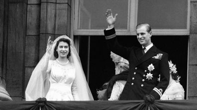 Queen Elizabeth and Prince Philip celebrate 72nd wedding anniversary