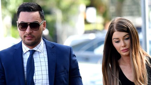 Salim Mehajer ordered not to contact estranged wife