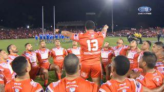 Game 2: Toa Samoa v Mate Ma'a Tonga