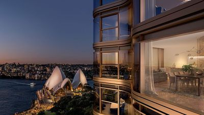 <strong>5. $26 million*Opera Residences, Macquarie Street</strong>