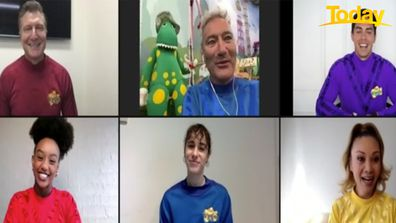 The Wiggles open up about brand new line-up