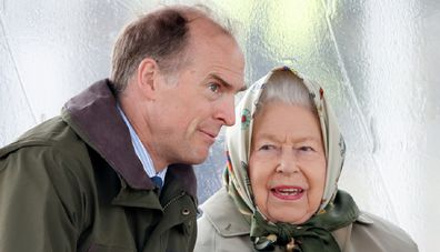 The Queen is reportedly unhappy hear her cousin is letting out his property for filming.