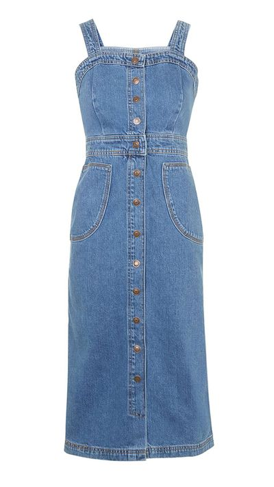 "<a href=""http://www.topshop.com/webapp/wcs/stores/servlet/ProductDisplay?Ntt=denim%2bdress&storeId=12556&productId=20180293&urlRequestType=Base&categoryId=&langId=-1&productIdentifier=product&catalogId=33057"" target=""_blank"">Dress, approx. $85, Topshop</a>"