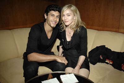 <p>Age gap: 28 years</p><p>Jesus Luz, the Brazilian model, was just like a prayer for Madonna.</p><p>They gave up their relationship once they realised that they had absolutely nothing in common.</p>