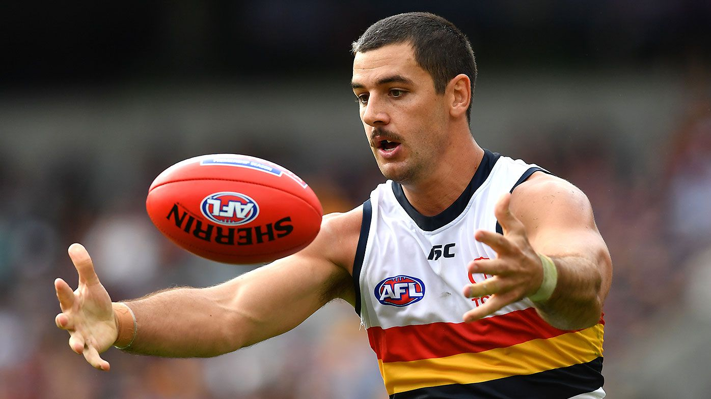 AFL great launches stunning takedown of 'Twitter hero' Adelaide captain Taylor Walker