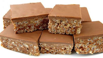 <strong>Mars Bar slice</strong>