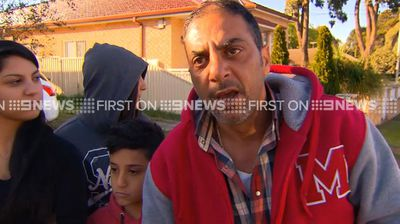 "The family of a Bass Hill man arrested angrily deny their son is a terrorist, telling the media he was targeted because he ""owns a beard"" and ""is Muslim"". The arrests in Sydney follow months of surveillance of people linked to the terrorist group Islamic State, which has been cutting a barbaric path through Iraq and Syria.The family of a Bass Hill man arrested angrily deny their son is a terrorist, telling the media he was targeted because he ""owns a beard"" and ""is Muslim"". The arrests in Sydney follow months of surveillance of people linked to the terrorist group Islamic State, which has been cutting a barbaric path through Iraq and Syria."