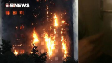 Mother live streams last moments from inside burning Grenfell Tower