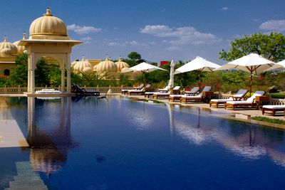 <strong>The Oberoi Udaivilas, Udaipur, India</strong>