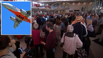 Jetstar airport IT outage flight delays
