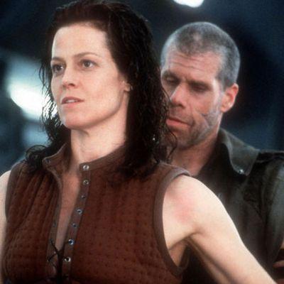 Sigourney Weaver, Alien: Resurrection