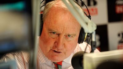 Broadcaster Alan Jones slammed premier Campbell Newman on his radio program last week, alleging he had taken a bribe of $700,000 from the owners of a coal mine in southern Queensland. Mr Newman and his deputy Jeff Seeney responded with a lawsuit, seeking damages and accusing Mr Jones of defamation. (AAP)