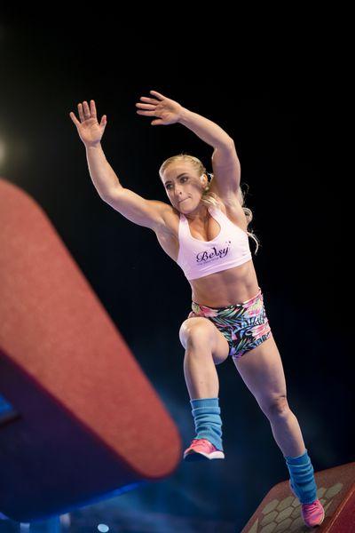 Betsy Burnett: Disco Ninja
