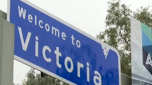Special permits will allow some travel across the border, as Victoria struggles with a wave of new coronavirus cases.