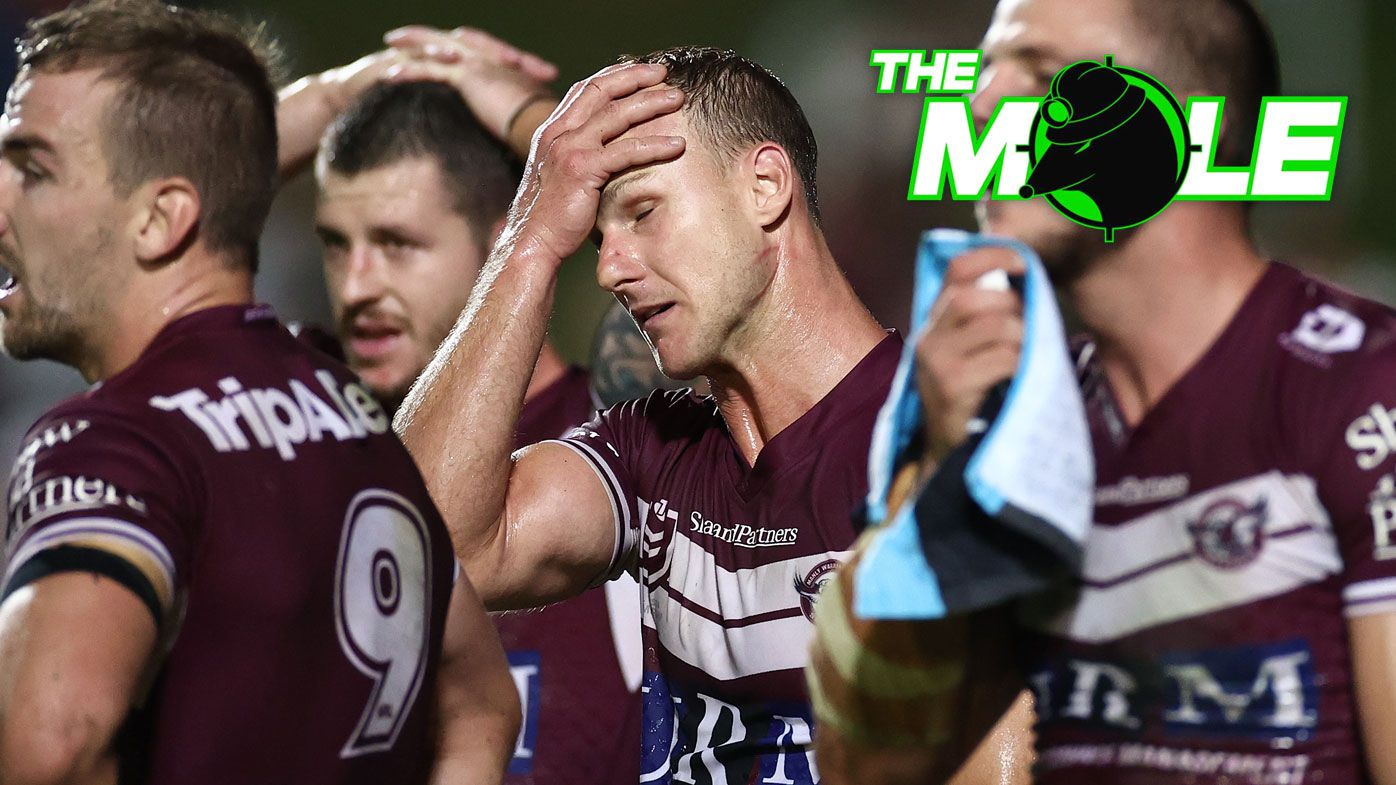 Manly fans turn on under-performing side after fourth-straight loss