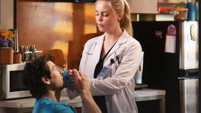 Don Hany Melissa George Heartbeat