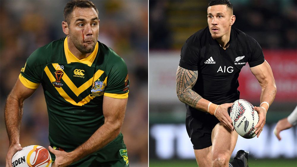 Kangaroos coach Mal Meninga open to hybrid clash with All Blacks