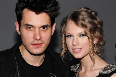 """Taylor and the heartbreaker muso dated for a short time in 2009, but inspired some of Taylor's most pointed attacks in song. While Taylor never confirms who her songs are about, 'Dear John' is pretty obviously directed at him, about """"that last email"""" you would ever send to an ex, Taylor has said.<br/><br/>John called the song """"cheap"""" and """"humiliating""""; Taylor called him """"presumptuous"""" for thinking it's about him. Now, fans think 'I Knew You Were Trouble' was also about love rat Mayer."""